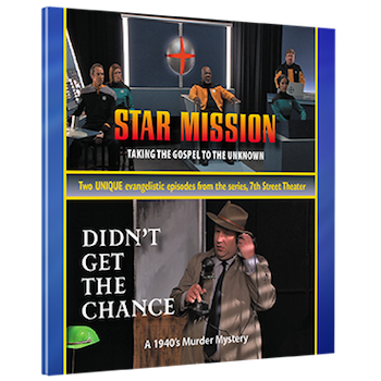 Star Mission / Didn't Get The Chance DVD